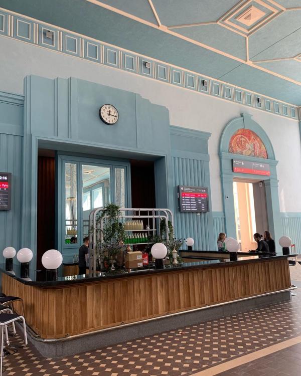 Реконструированный вокзал Иваново открыт